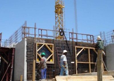 Construction gros oeuvre le Hameau de Beauséjour