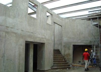 Construction gros oeuvre CFA de RIVIERE-SALEE - Conseil Régional